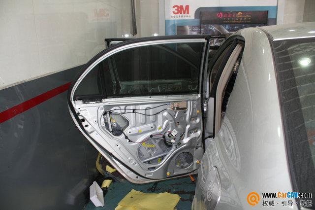 芜湖伟达 比亚迪f3汽车音响改装 隔音 改色等一系列改装 汽高清图片