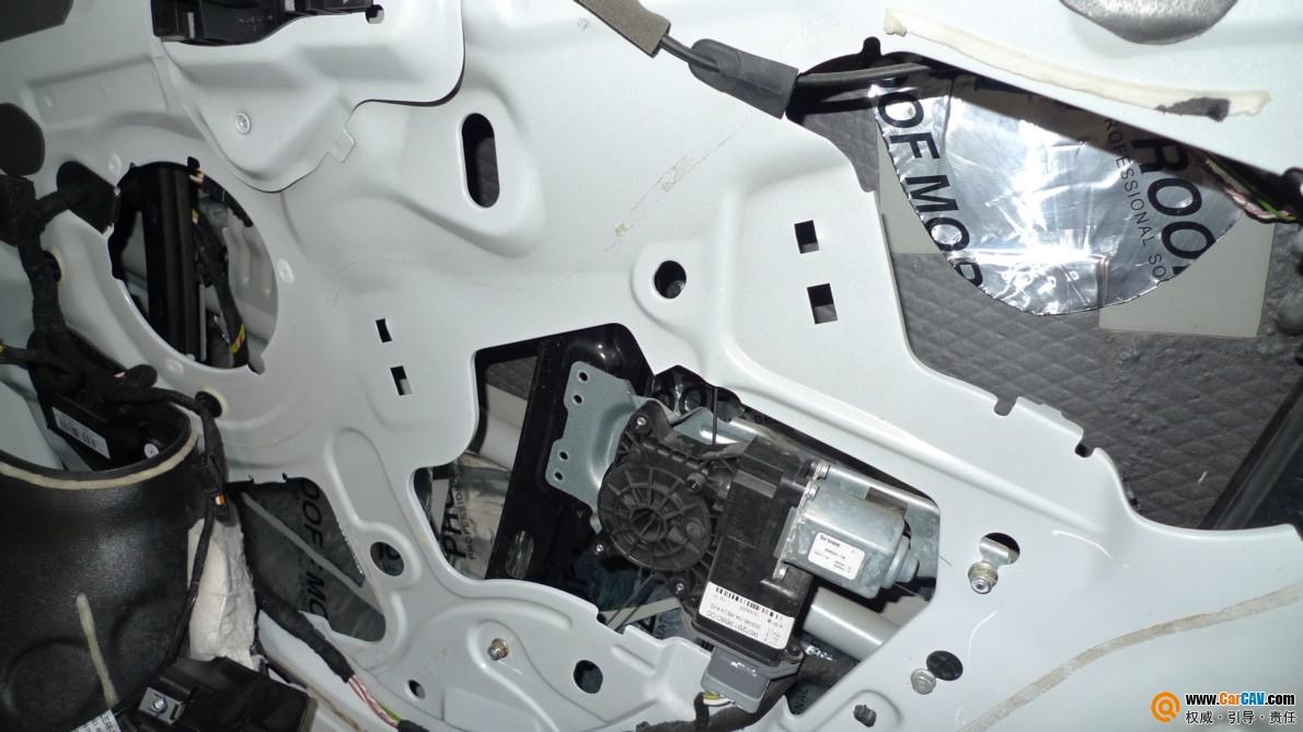 青岛道声标致508汽车音响改装升级瑞客我改我喜欢高清图片