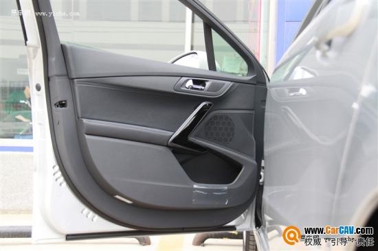 青岛成功标致508汽车音响改装法国劲浪实用性高高清图片