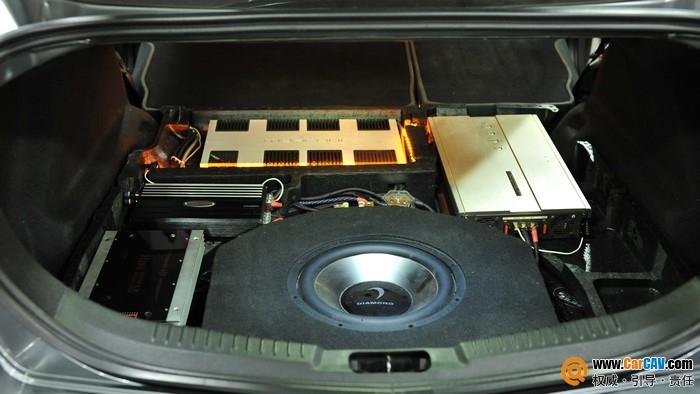 重庆三正福特蒙迪欧汽车音响改装丹拿追寻极致之声高清图片