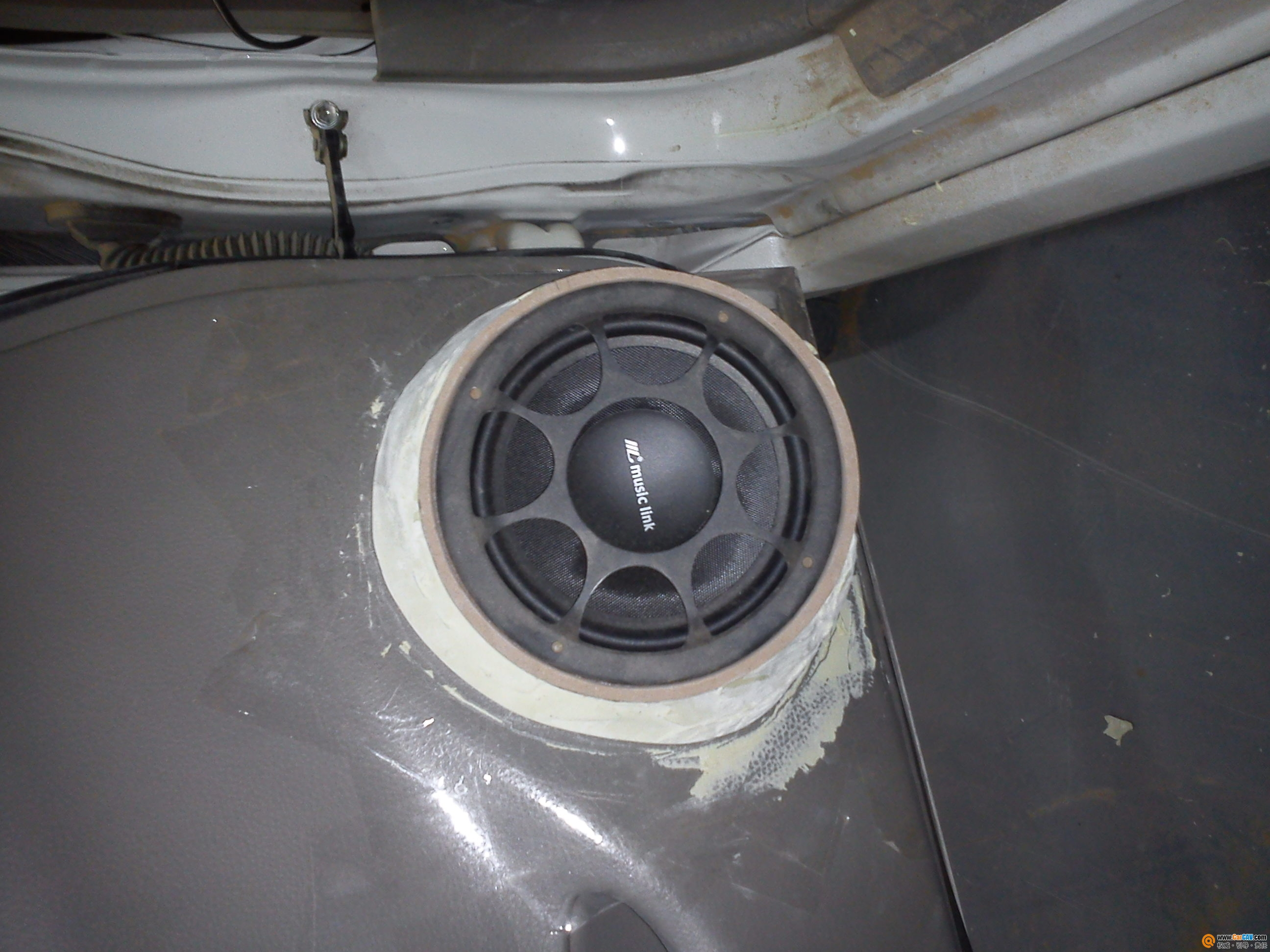 利亚纳a 提供版加装后音箱 利亚纳2014款 两厢 1.4l 手动理高清图片