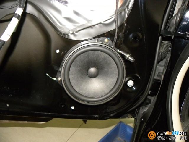 比亚迪g6升级boss音响 卡酷隔音 汽车影音网论坛 汽车音响高清图片