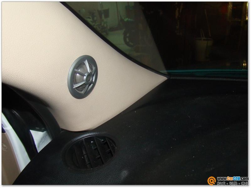 濮阳i35起亚狮跑汽车音响改装霸客高密度音质体验 高清图片