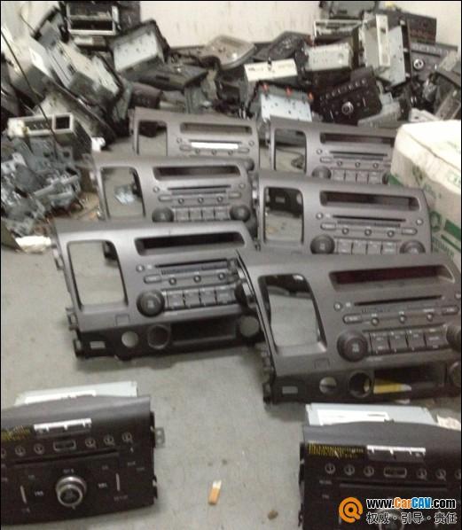 成都出售几十台丰田普拉多 本田CRV主机 出售音响 汽车影音网论坛 高清图片