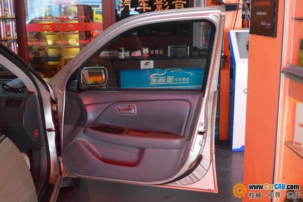 丰田佳美汽车音响升级改装雷贝琴P6A,阿尔法6 9 科骏达导航高清图片