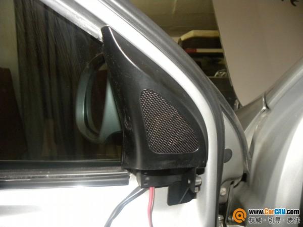 广州战神大众速腾汽车音响改装战神音质完美蜕变高清图片