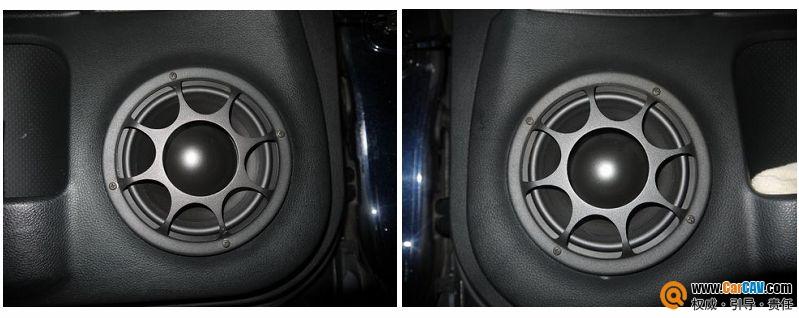 【佛山酷车旋律】玩的就是低调,日产奇骏汽车音响改装摩雷 - 香港佳能仕公司 - 汽车音响