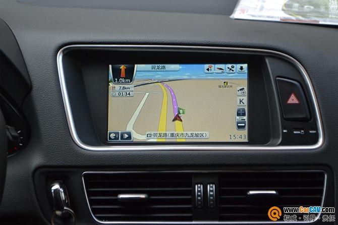 屏分体式导航 倒车影像 汽车影音网论坛 汽车音响改装升级 汽车导航高清图片