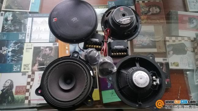 【安庆乐声】玛斯舞热卖中日产逍客改装套餐 - 香港佳能仕公司 - 汽车音响