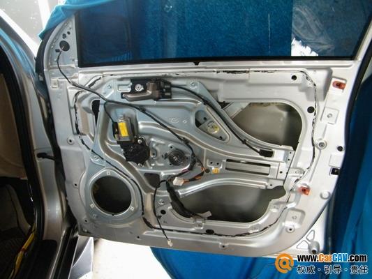 佛山曼波曼波惠威c2000 惠威t 4100改装起亚狮跑汽车音响 高清图片