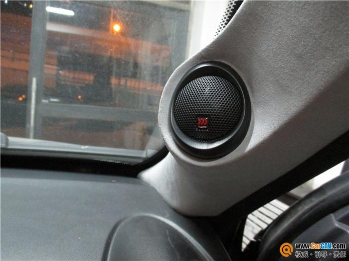【哈尔滨s-sound】哈弗H3音响升级改装案例 - 香港佳能仕公司 - 汽车音响改装案集锦!摩雷和MOSCONI