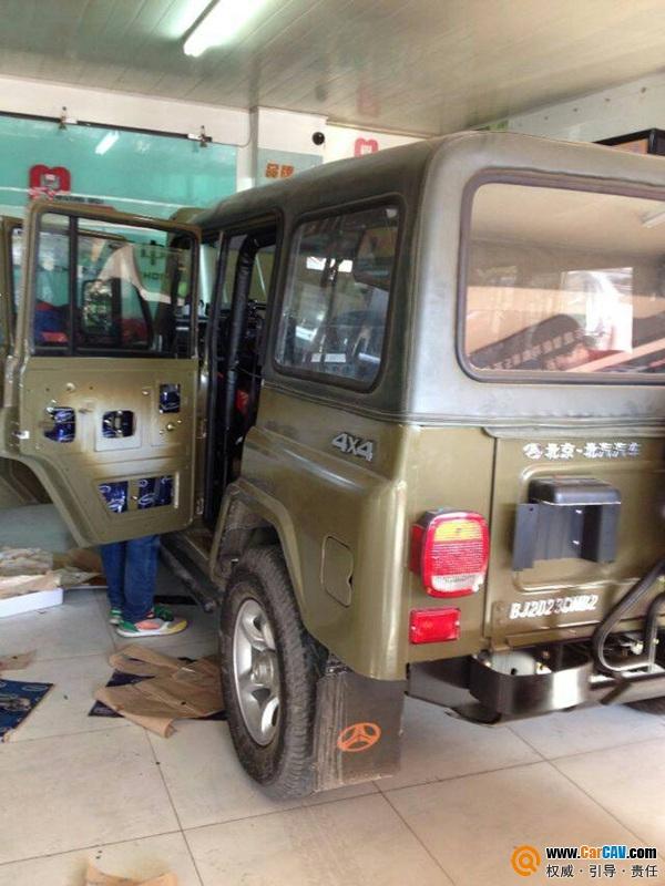 汽车制造厂)生产的越野吉普车. 2020吉普的前身是北京212吉