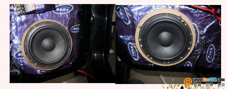 【佛山酷车旋律】帕杰罗音响升级摩雷听宝 - 香港佳能仕公司 - 汽车音响改装案集锦!摩雷和MOSCONI