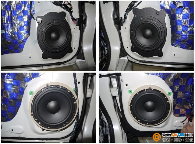 【佛山酷车旋律】兰德酷路泽V6音响改装摩雷听宝MOSCONI 120.4 - 香港佳能仕公司 - 汽车音响改装案集锦!摩雷和MOSCONI