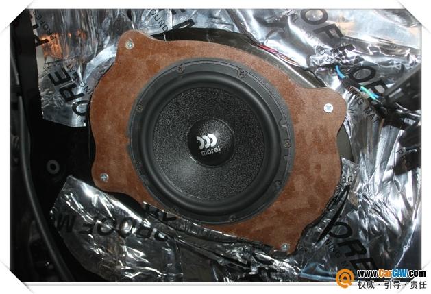 【常州道声】打造旅途新享受 丰田凯美瑞汽车音响改装摩雷 - 香港佳能仕公司 - 汽车音响改装案集锦!摩雷和MOSCONI