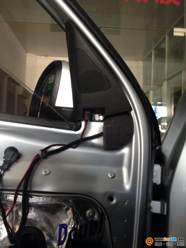【灵山新声】大众途观改装以色列摩雷喇叭 - 香港佳能仕公司 - 汽车音响改装案集锦!摩雷和MOSCONI