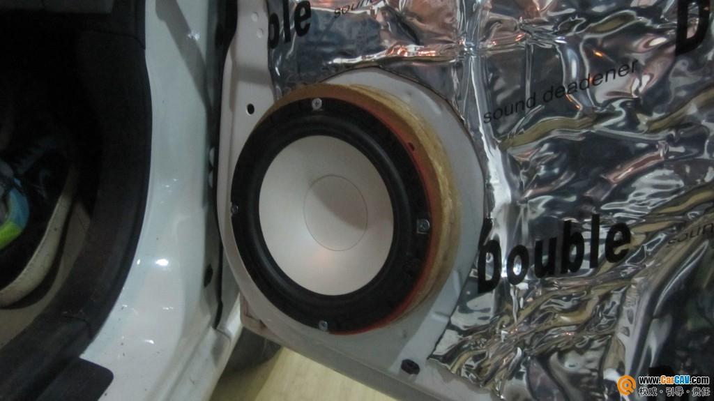 【万州驿动】《奥拓》改装摩雷喇叭,打造万州最动听奥拓 - 香港佳能仕公司 - 汽车音响