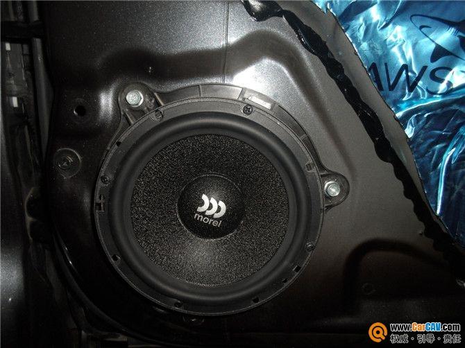 【贵阳元音】音质超美享受 日产轩逸汽车音响改装摩雷 - 香港佳能仕公司 - 汽车音响
