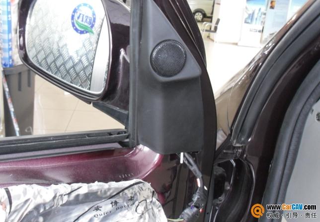 【南充飞音】完美展现 日产天簌汽车音响升级摩雷 - 香港佳能仕公司 - 汽车音响