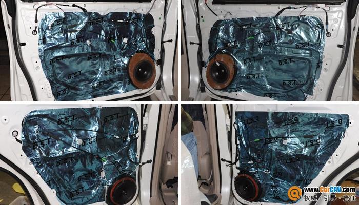 【重庆三正】丰田普拉多音响改装,通宵达旦只为车主满意 - 香港佳能仕公司 - 汽车音响