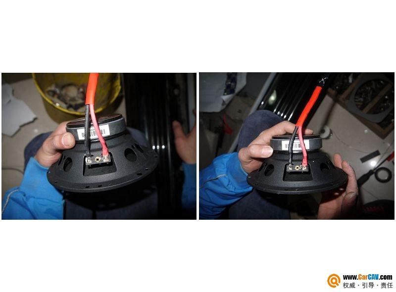 【佛山酷车旋律】V3菱悦高音A柱倒模安装 看摩雷如何玩转音乐 - 香港佳能仕公司 - 汽车音响