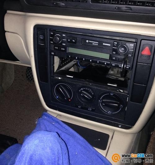 杭州速度激情老款帕萨特汽车dvd带导航倒车摄影改装升级 高清图片