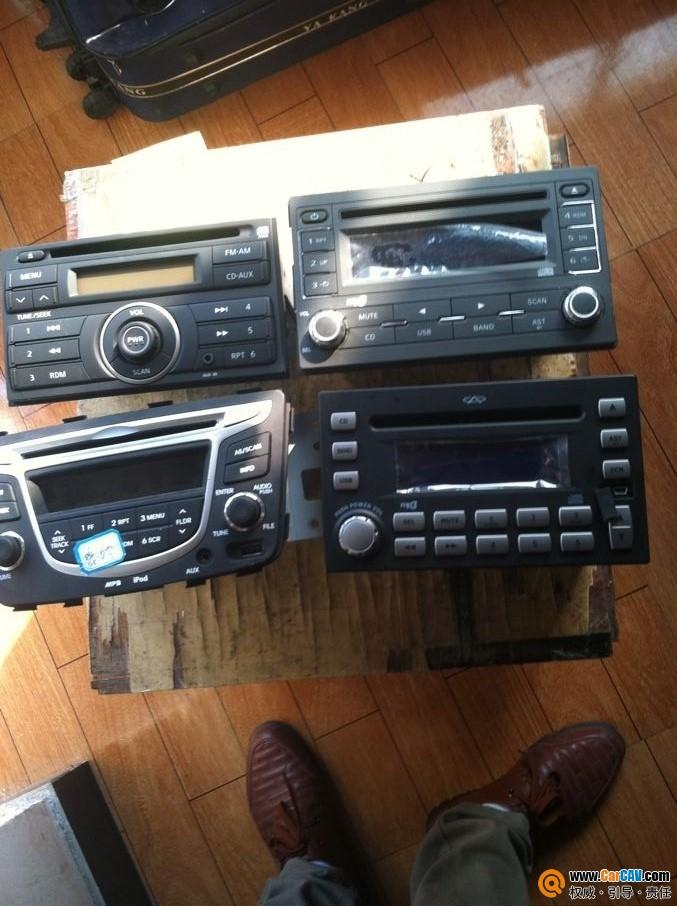 ,大众,奇瑞,标志,雪铁龙等品牌汽车CD机 汽车影音网论坛 汽车高清图片