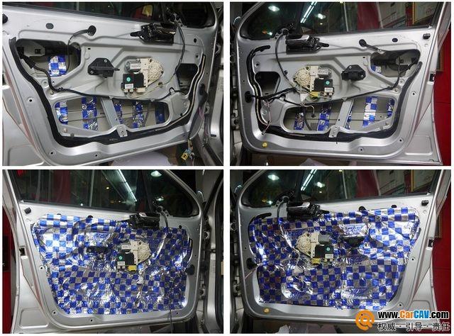 【佛山酷车旋律】标致307音响改装摩雷玛仕舞 - 香港佳能仕公司 - 汽车音响