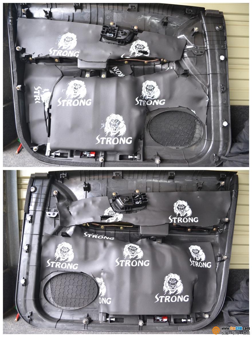 呈现完美音质 武汉音乐之声比亚迪S6汽车音响改装RS高清图片