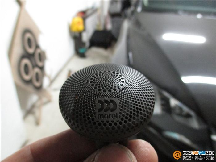 【哈尔滨s-sound】途锐发烧音响升级 - 香港佳能仕公司 - 汽车音响