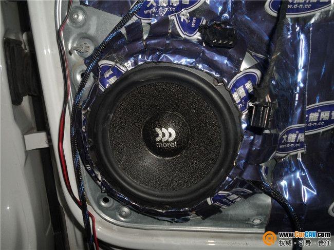 【贵阳元音】开启一场音乐盛会 贵阳元音大众途观音改摩雷 - 香港佳能仕公司 - 汽车音响