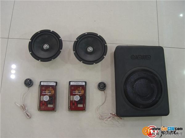 长安汽车 CS35 音响改装案例高清图片