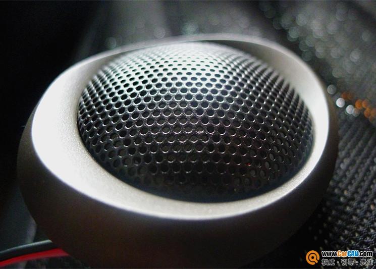 【眉山惠升】尼桑逍客--升级摩雷优特声二分频 - 香港佳能仕公司 - 汽车音响