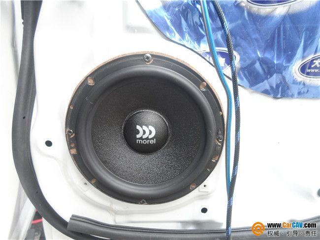 【贵阳元音】斯巴鲁森林人汽车音响改装摩雷完美搭配 - 香港佳能仕公司 - 汽车音响
