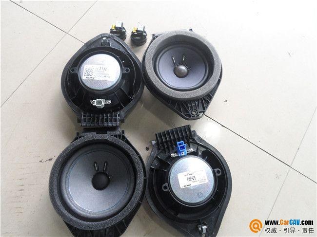 【贵阳元音】别克君威汽车音响改装摩雷音质绝佳 - 香港佳能仕公司 - 汽车音响