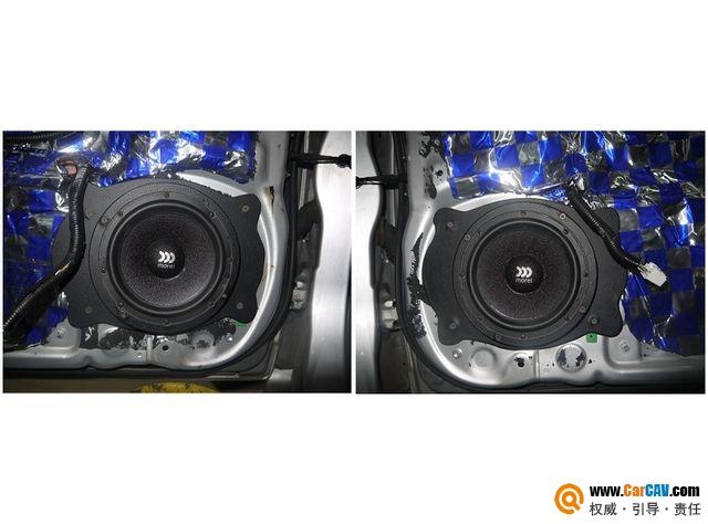 【佛山酷车旋律】品味音质细腻 丰田锐志音响改装摩雷 - 香港佳能仕公司 - 汽车音响