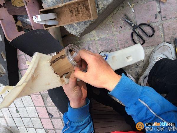 【佛山酷车旋律】宝马1系A柱摩雷优特声三分频倒模 - 香港佳能仕公司 - 汽车音响