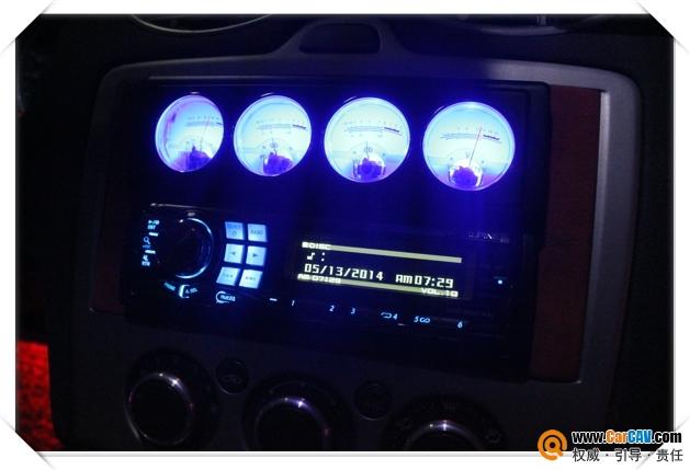 【常州道声】文武兼备——福克斯发烧升级以色列摩雷套装 - 香港佳能仕公司 - 汽车音响