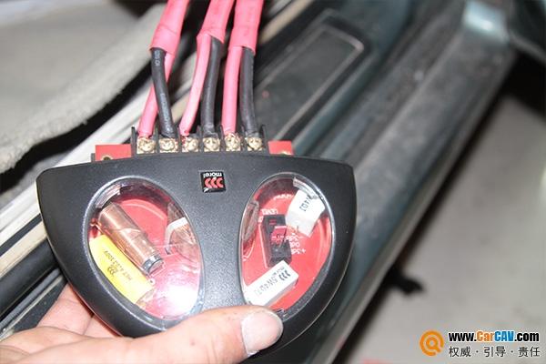 【顺德道声】小升级大享受 丰田锐志汽车音响改装摩雷 - 香港佳能仕公司 - 汽车音响