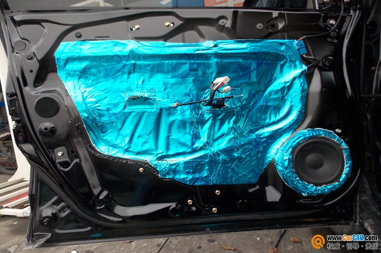 【佛山锐声】激情放荡的哈弗H6改装魔雷听宝 - 香港佳能仕公司 - 汽车音响