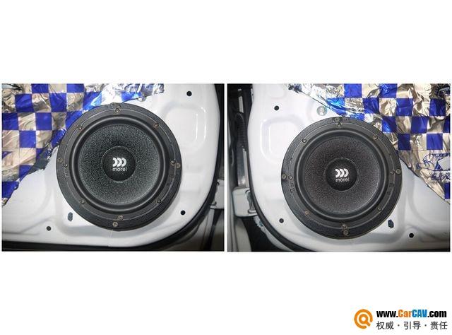 【佛山酷车旋律】杰德音响改装摩雷玛仕舞 - 香港佳能仕公司 - 汽车音响