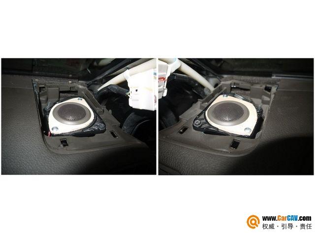 【佛山酷车旋律】皇冠音响改装摩雷优特声602 - 香港佳能仕公司 - 汽车音响