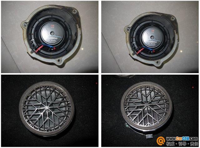 【佛山酷车旋律】奥迪A6L音响改装摩雷玛仕舞 - 香港佳能仕公司 - 汽车音响