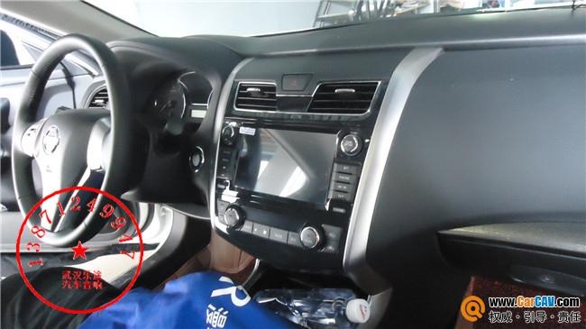 【武汉乐途】摩雷玛仕舞组合日产天籁改装 - 香港佳能仕公司 - 汽车音响