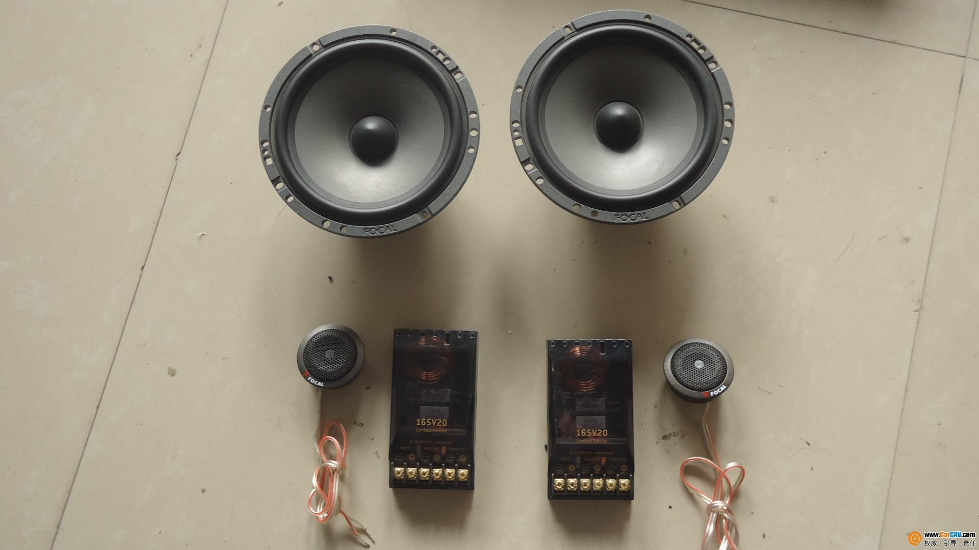 【武汉途乐】本田CRV原车音响升级摩雷器材 - 香港佳能仕公司 - 汽车音响