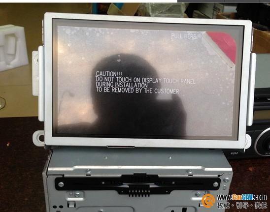 求几个拆车福特翼虎 中配置 原装带大屏幕显示屏驱动板 汽车影音网论高清图片
