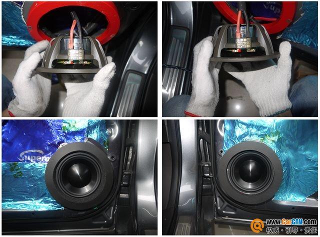 【佛山酷车旋律】CRV音响改装摩雷薏蕾旗舰版602 - 香港佳能仕公司 - 汽车音响
