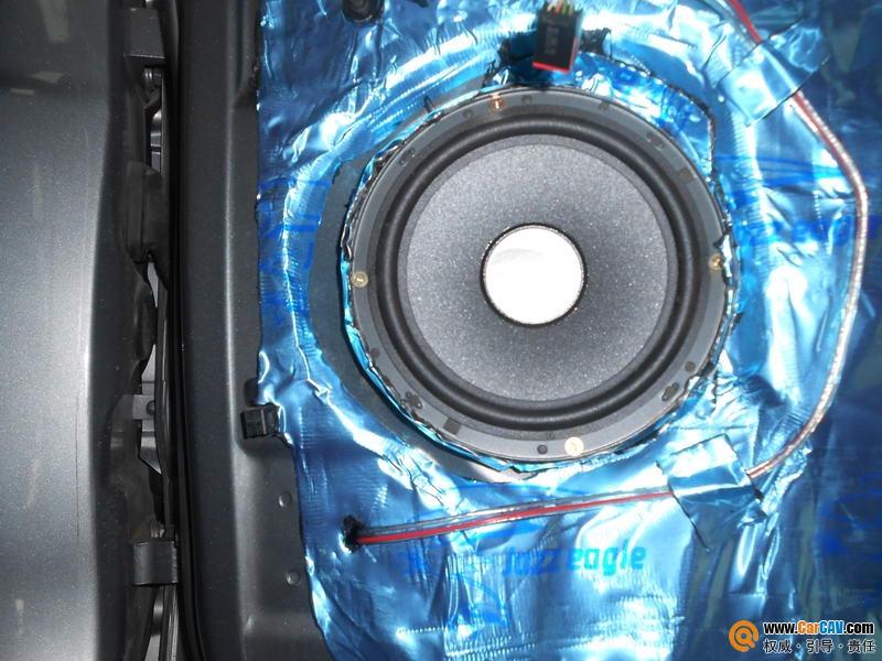 福特麦柯斯s max_Ford福特麦柯斯S-MAX汽车音响改装案例|图文解说教程|CarCAV中国汽车 ...