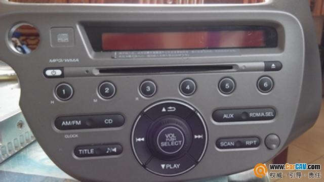 求购飞度1.5CD机,理念CD机 汽车影音网论坛 汽车音响改装升级 汽车高清图片