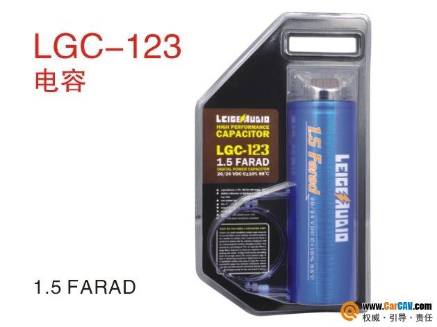 LeiGeAudio雷歌 LGC-123 电容